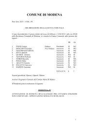 DGC2013_47 idoneita alloggio - Comune di Modena