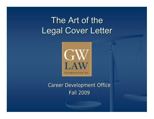 gw law cdo cover letter