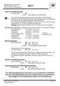 Jahresplan 2011 - PSV Elbe Dresden eV -Sektion Wandern und ... - Seite 7