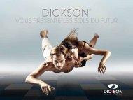 Télécharger la collection (PDF) - Dickson