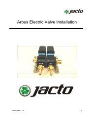 Jacto Arbus Electric..