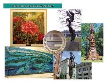 JC Public Art Master Plan.pdf - Johnson City