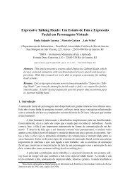Expressive Talking Heads: Um Estudo de Fala e ... - Visgraf - Impa