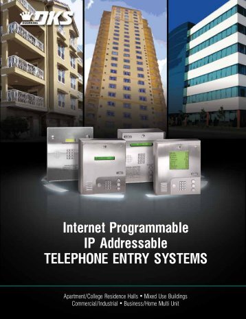 Telephone Entry Systems