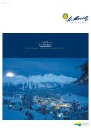 Ferienwohnungen in St. Moritz - Engadin St. Moritz
