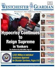 November 15, 2012 - WestchesterGuardian.com