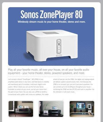 Zoneplayer Magazines