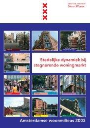 Stedelijke dynamiek bij stagnerende woningmarkt - Onderzoek en ...