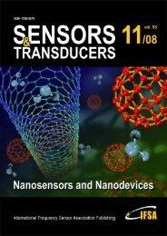 Glucose Biosensor Based on Electrostatically Functionalized ...