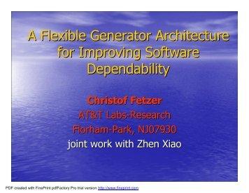 What is a wrapper? - Zhen Xiao