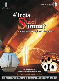 Summit Brochure - The Associated Chambers of Commerce and ...