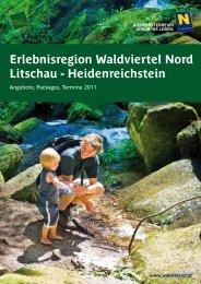 Erlebnisregion Waldviertel Nord Litschau ... - in Eggern