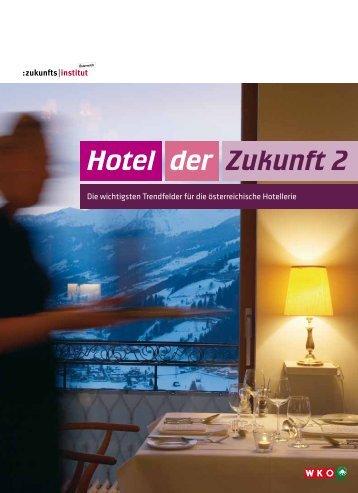 """Handbuch """"Hotel der Zukunft 2"""""""