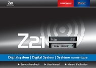 Digitalsystem   Digital System   Système numérique - Z21