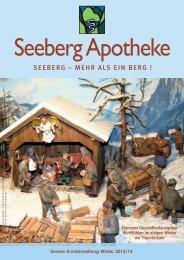 neue kundenzeitung - Seeberg Apotheke