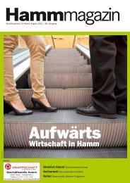 Aufwärts - Wirtschaft in Hamm - Verkehrsverein Hamm