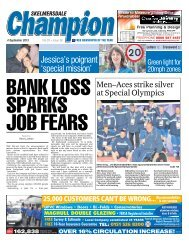 FREE - Champion Newspapers