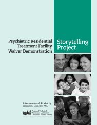 Storytelling Project - National Technical Assistance Center for ...