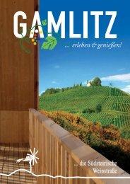 zum Weinfrühling - in Gamlitz