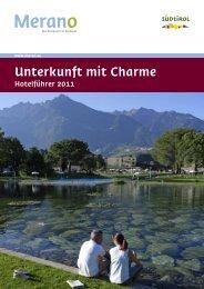 Unterkunft mit Charme - Meraner Land