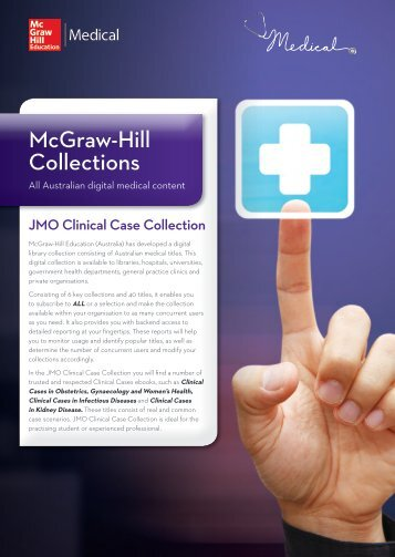Clinical Case Collection - McGraw-Hill Education Australia & New ...