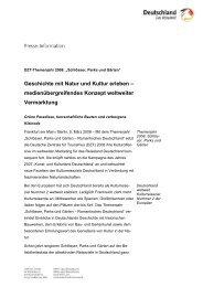 Neckermann Auto / Bahn / Bus / Ferienwohnungen: - Deutschland