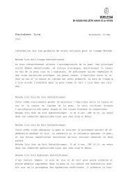 Factsheet Iris - Weleda