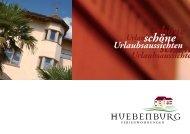 FERIENWOHNUNGEN - Huebenburg