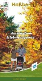 Broschüre bis Seite 13 - Naturpark Haßberge