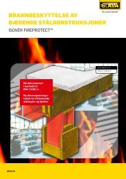 Isover FireProtect - Glava