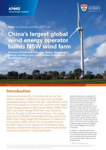 wind technology case Power generation case studies spring-energised seals for wind power spring-energised seals for wind power designers of heavy equipment have to pay attention to certain special aspects.