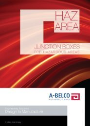 Download Product Brochure - A-Belco