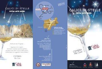cembra - Strade del Vino e dei Sapori del Trentino