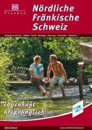 Nördliche Fränkische Schweiz - Hollfeld