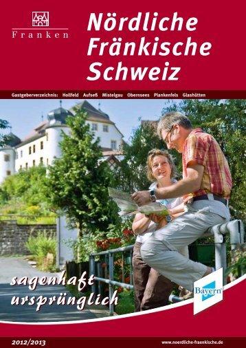 Nördliche Fränkische Schweiz – Obernsees - Hollfeld