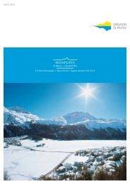 Ferienwohnungen in Silvaplana - Engadin St. Moritz