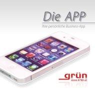 Ihre persönliche Business-App - 4786.at
