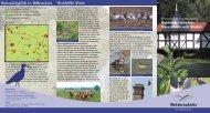 Naturschutzgebiete im Wetteraukreis ... - Der Wetteraukreis