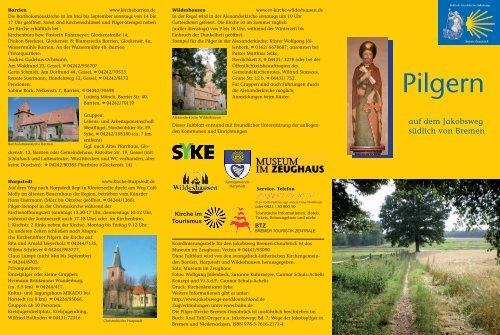 Aktuelles Faltblatt - Evangelisch-lutherischer Kirchenkreis Syke-Hoya
