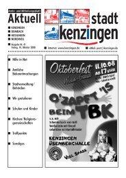 Nordweil Abfallentsorgung so nicht - Anzeige durch die ... - Kenzingen