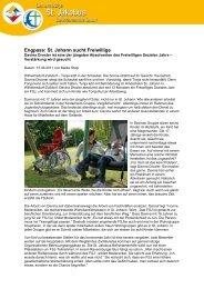 Bericht herunterladen - St. Jakobus Behindertenhilfe
