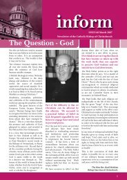 Inform 68.pdf - Catholic Diocese of Christchurch