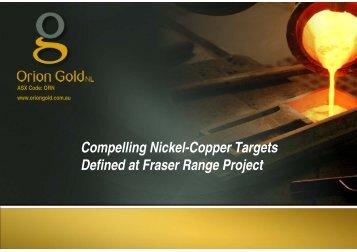Download File - Orion Gold NL