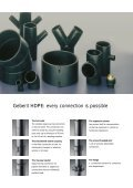 Geberit HDPE The Drainage System - Page 3