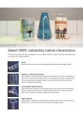 Geberit HDPE The Drainage System - Page 4