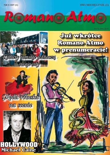 Romano Atmo nr11 - Związek Romów Polskich w Szczecinku