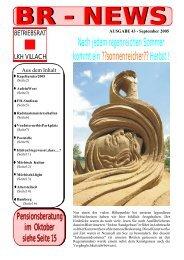 Ausgabe 43. sicher cdr.cdr - Betriebsrat LKH Villach