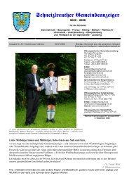 Hl. Firmung - Schneizlreuth