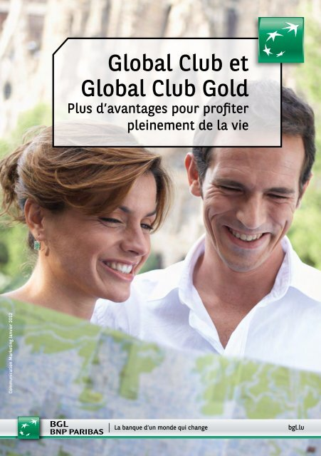 global club et global club gold banque bgl bnp paribas. Black Bedroom Furniture Sets. Home Design Ideas