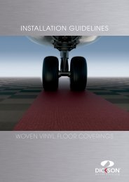 Download installation guide (PDF) - Dickson
